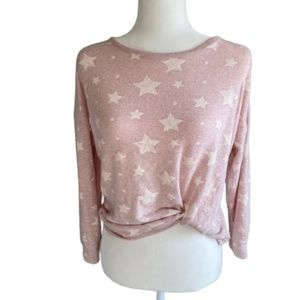 Girl's Poof Girl Star Top NWT size L